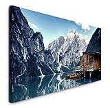 Paul Sinus Art GmbH Dolomiten Bergwelt in den Alpen 120x