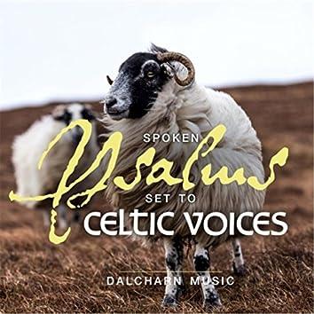 Spoken Psalms Set to Celtic Voices