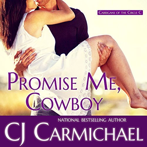 Promise Me, Cowboy audiobook cover art