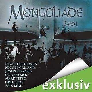 Die Mongoliade (The Foreworld Saga 1) Titelbild
