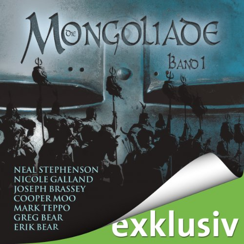Die Mongoliade (The Foreworld Saga 1) audiobook cover art