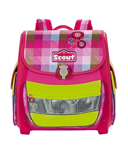 Scout 72500920800 Schulranzen-Set, 42 cm, Rosa