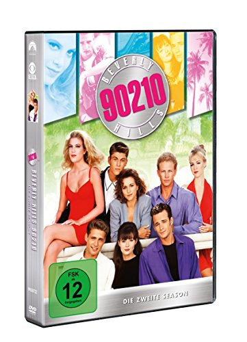 BEVERLY HILLS 90210 S2 MB - MO [DVD] [1992]