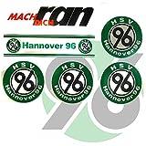 H96 Hannover 96 Aufkleber/Sticker/Gesichtaufkleber FCB