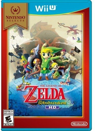 Nintendo Selects: The Legend of Zelda: The Wind Waker HD - Wii U