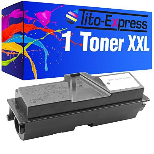 Tito-Express PlatinumSerie 1 Toner XXL Schwarz für Kyocera Mita TK-160 FS-1120 FS-1120D FS-1120DN 8.000 Seiten