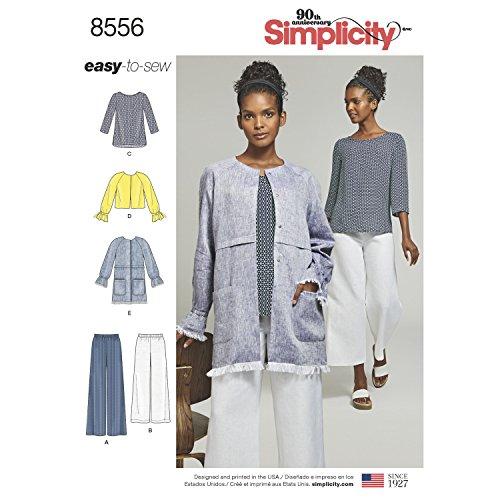 Simplicity Schnittmuster D0901 / 8556...