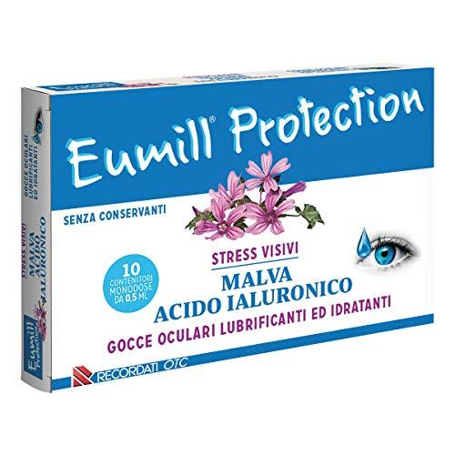 Recordati Eumill Protection Gocce Oculari - 40 g