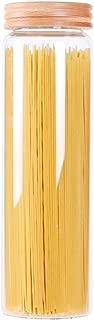 Best glass pasta storage jars Reviews