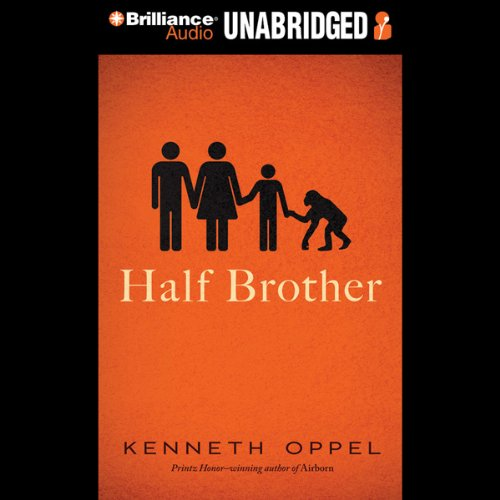 Half Brother audiobook cover art