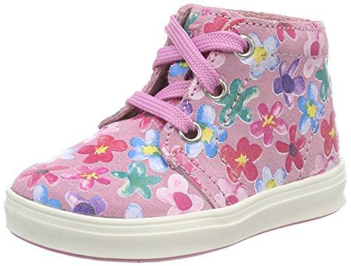 Richter Kinderschuhe Mädchen Jimmy Derbys, Pink (Powder), 26 EU