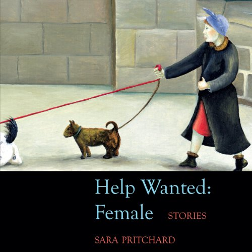 Help Wanted: Female audiobook cover art
