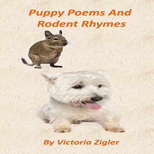 Puppy Poems and Rodent Rhymes cover art