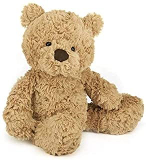Jellycat Bumbly Bear Stuffed Animal, Small, 12 inches