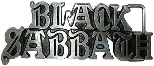 Piratenladen Black Sabbath boucle, boucle de ceinture
