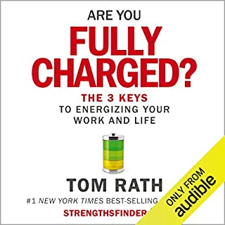 Are You Fully Charged? audiobook cover art