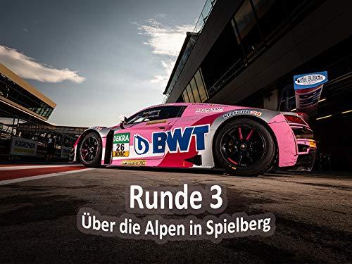 Runde 3 - Über die Alpen in Spielberg