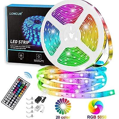 Loncur LED Strip Lights