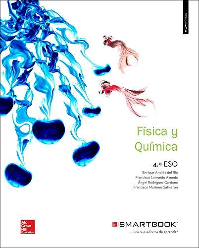 Física Y Química. 4º ESO (+ Código Smartbook) - 9788448608767