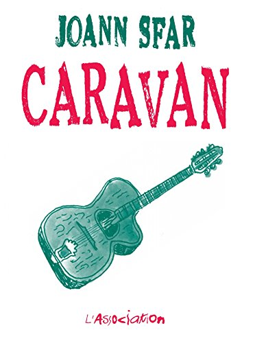 Caravan (Carnet t. 16) (French Edition)