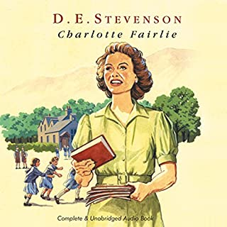 Charlotte Fairlie cover art