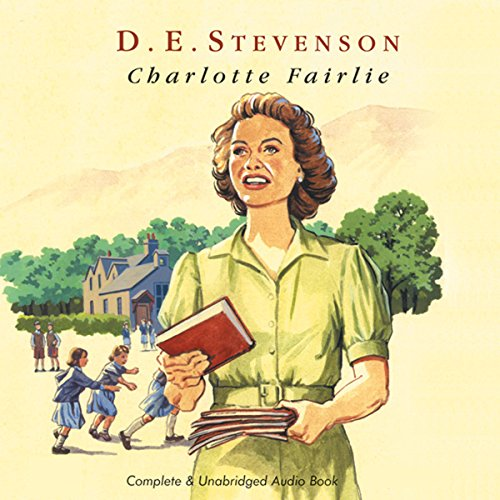 Charlotte Fairlie audiobook cover art