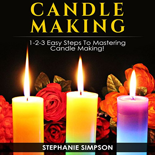 Candle Making audiobook cover art