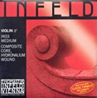 CUERDA VIOLIN - Thomastik (Infeld Roja/Ir03) (Sintetica Hydronalium) 3ェ Medium Violin 4/4