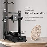 3 in 1 Creality CP-01 3D Printer with 3D Printing, Laser Engraving, CNC Cutting 200x200x200mm 4.3 Inch Touch Screen for Hobbyists, Designers and Home Users