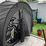 Tienda de campaña para bicicletas, Cubierta a Prueba de Polvo E Impermeable para Acampar para Acampar en El Patio Al Aire Libre Senderismo (Schwarz)