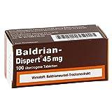 Baldrian-Dispert 45mg 100 stk