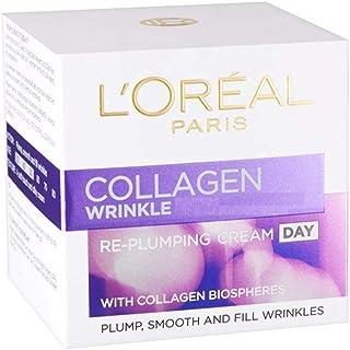 L'Oreal Paris Collagen Day Cream 50 ml, Pack of 1