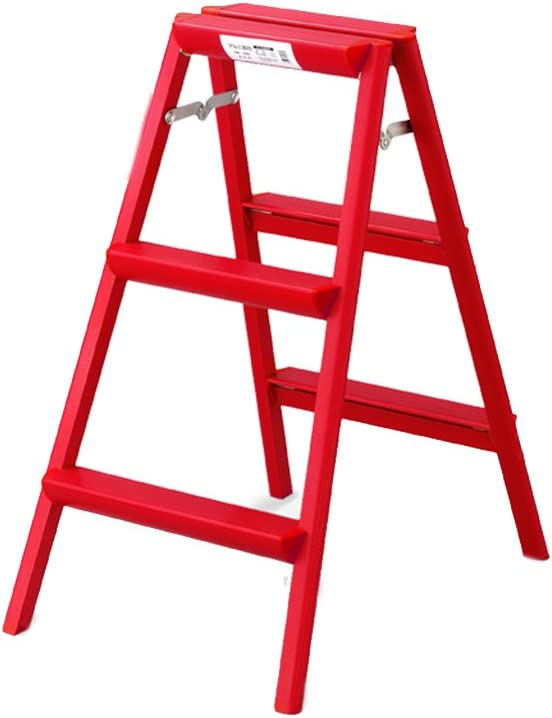 Zfusshop Ladder Stool Step Selling Stools Collapsible Be super welcome La Aluminum Alloy