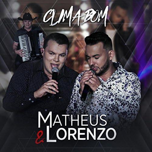 Matheus e Lorenzo