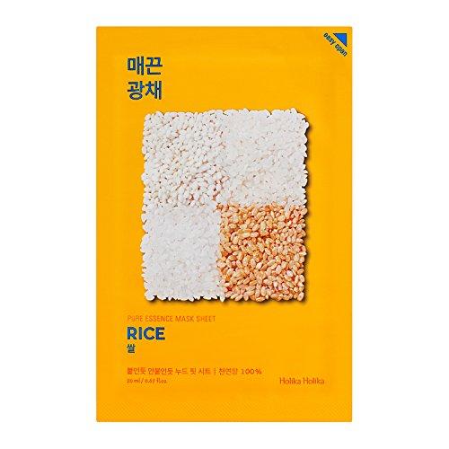 Holika Holika Pure Essence Mask Sheet Korean Cosmetics Face Mas