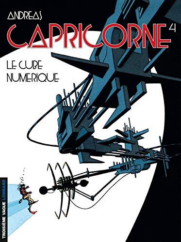 Capricorne, tome 4 : Le Cube numérique