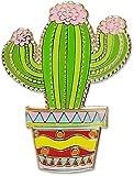 Cactus - Hard Enamel Pin (Cloisonne Pin)