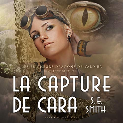 Couverture de La Capture de Cara