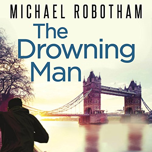 The Drowning Man audiobook cover art