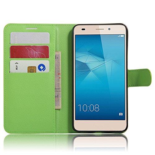 NEKOYA Huawei GT3 Hülle,Huawei GT3 Lederhülle, Handyhülle im Brieftasche-Stil für Huawei GT3.Schutzhülle mit [TPU Innenschale] [Standfunktion] [Kartenfach] [Magnetverschluss]