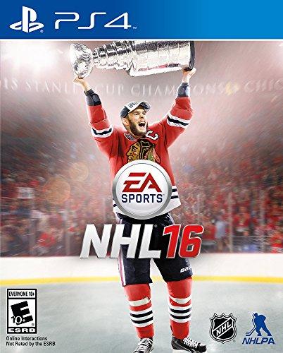 Electronic Arts NHL 16 PS4 - Juego (PlayStation 4, Deportes, EA Canada, 15/09/2015, RP (Clasificación pendiente), En línea)