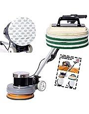 """Floorboy XL-300 SET"""" parket onderhoud, reinigen & oliën/naoliën"""" voor het reinigen en onderhoud van vloeren incl. vakman machine pads/pads incl. DDM mop"""