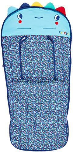 Tuc Tuc Enjoy & Dream - Colchoneta verano para niños, color azul