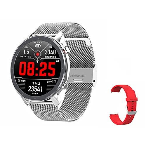 Las Últimas T11 Smart Watch Menúrito Al Corazón Monitor De La Presión Arterial IP68 Tiempo Impermeable Al Vacío Caja De Acero Inoxidable Smartwatch Vs DT78 L5 L8 L7 L11 L16 T6,B