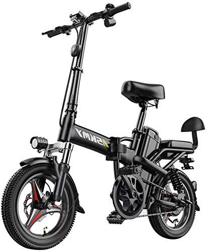 Bicicleta eléctrica de nieve, 1000W 48V 25AH 20 X 4,0 pulgadas Fat Tire Bicicleta eléctrica plegable, for el adulto Mujer / Hombre Por bicicletas de montaña bicicletas de nieve Batería de litio Playa