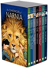 The Chronicles of Narnia 8-Book Box Set + Trivia Book