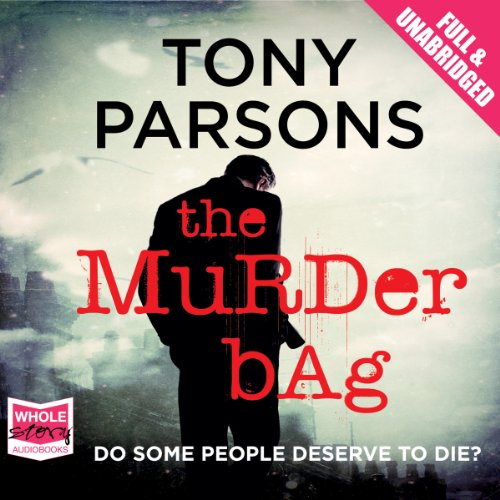 The Murder Bag audiobook cover art