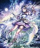 ATggqr Puzzle Adultos 1000 Piezas 50x75cm Chica Anime mágica Juego Intelectual para Adultos y niños Rompecabezas de Desafío Cerebral para Niños