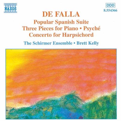 7 Canciones populares espanolas (arr. for violin and piano): Jota