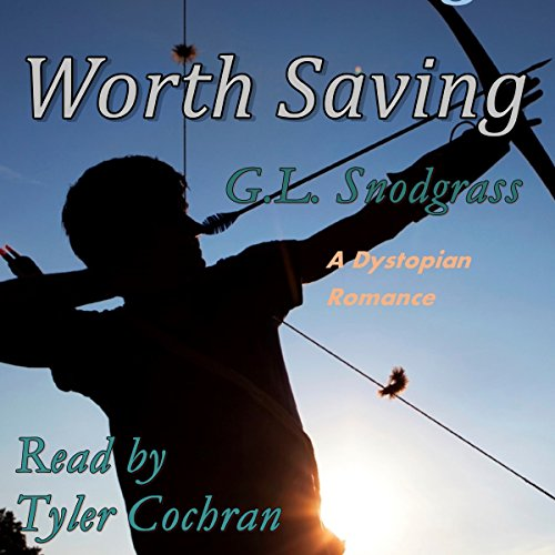 Worth Saving audiobook cover art